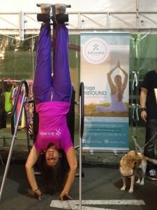 laes de yoga en Medellín