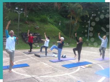 Horario Clases de Yoga Medellin