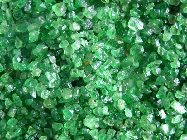 Gemas verdes